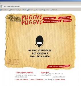 fuggy homepage