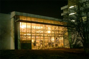 NetShape at night