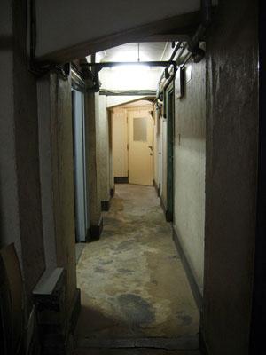 ono garou hallway